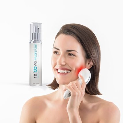 Anti Aging Beauty Device Girl